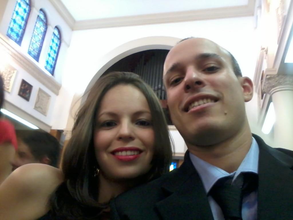 Deisy e Gabriel