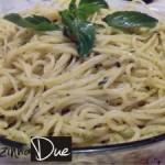 Pesto – um molho genovês. É pra já!