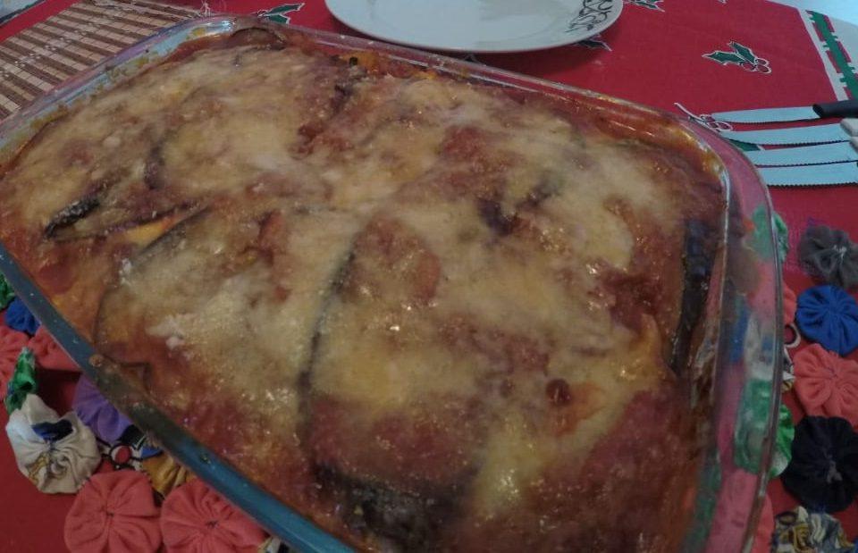 Parmigiana de beringela